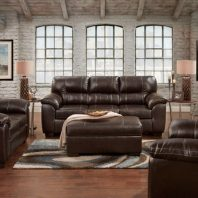 Affordable Furniture Austin Chocolate Sofa U0026 Loveseat