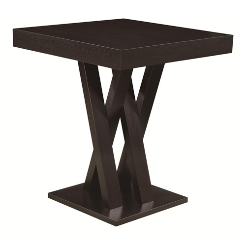 CT/100520 CAPPUCCINO BAR TABLE 35.5 x 35.5 x 40