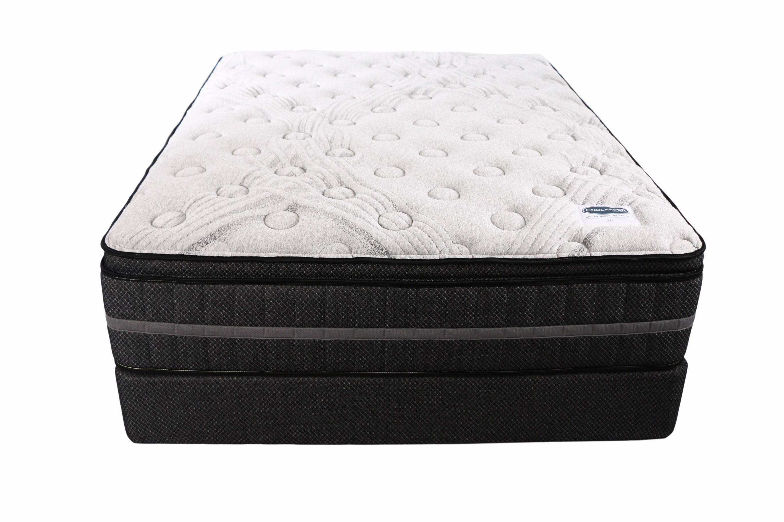Englander King Iris Pillow Top Mattress
