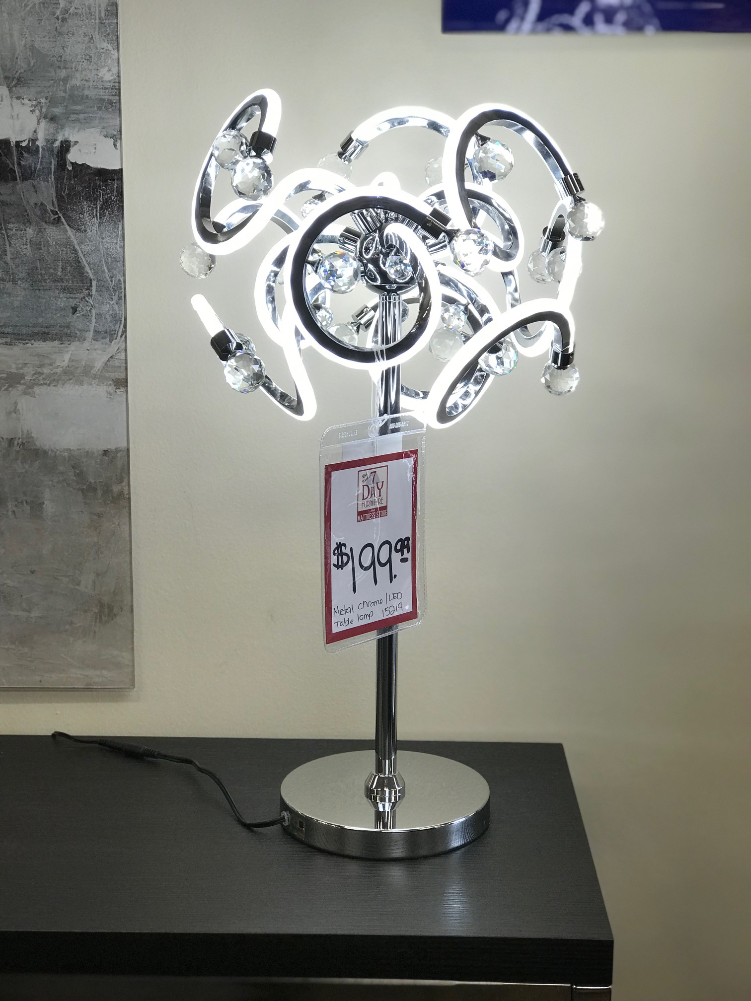 Anthonys Art Design Lamp