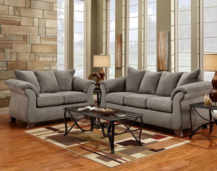 Groovy Sensations Grey Sofa And Loveseat Set Interior Design Ideas Clesiryabchikinfo