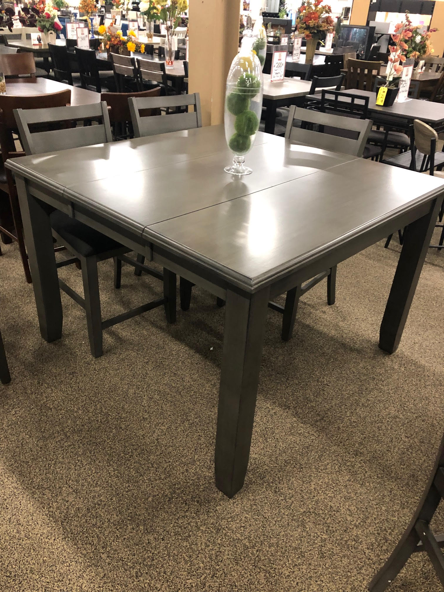 Mason Pub Table with Butterfly Leaf
