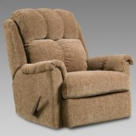AFD/2100 TAHOE BROWN RECLINER