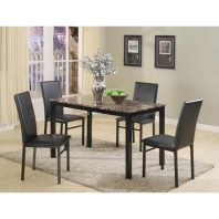 CK/1217-SET AIDEN 5 PC DINETTE